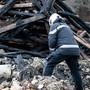 In Steg im Tösstal ist am Mittwoch ein Bauernhaus in Brand geraten. Menschen und Tiere wurden keine verletzt. (Symbolbild)