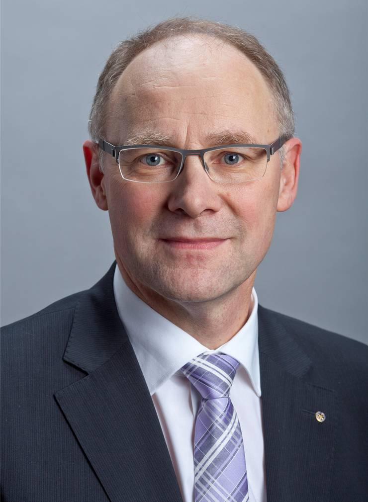 SVP-Nationalrat Hansjörg Knecht sagt: «Die Wirtschaft macht viel fürs Klima.»