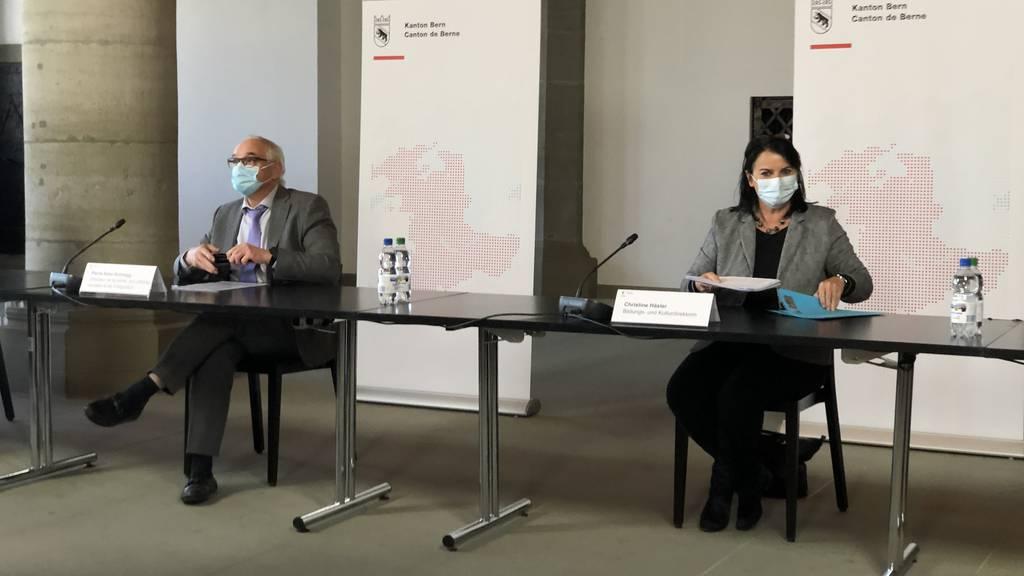 Der Kanton Bern ist bereit für die Impfoffensive