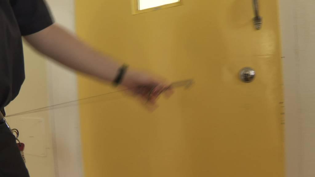 Gefängnismängel: U-Haft-Anstalten in SG sind veraltet