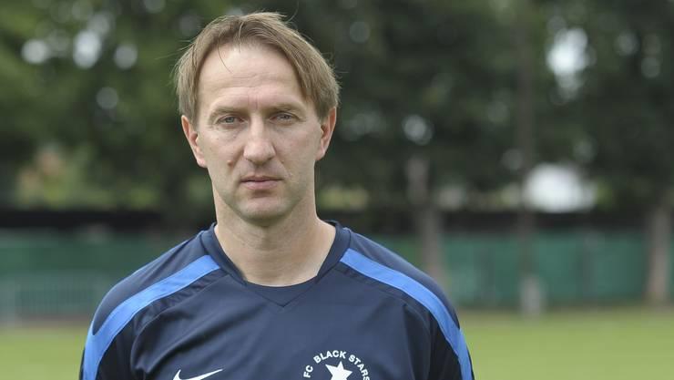 Old-Boys-Trainer Samir Tabakovic verfügt über einen neuen Stürmer in seinem Kader