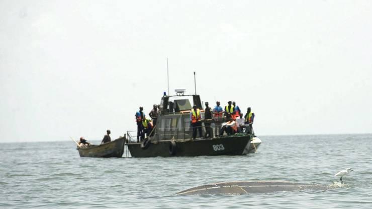 Das Unglück ereignete sich auf dem Victoria-See. (Archiv)