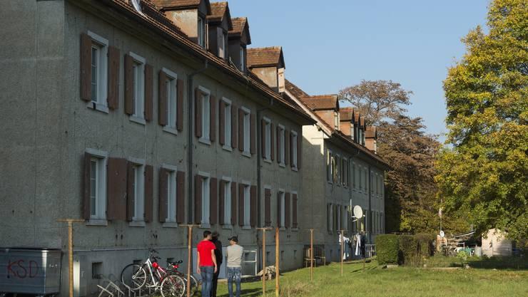 Asylunterkunft in Rekingen. Sieben Flüchtlinge sind jetzt anerkannt und wollen im Dorf bleiben.