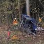 Am Dienstag Nachmittag kam es auf der A1 Richtung Deitingen (SO) zu einem grösseren Unfall. Vier Personen wurden verletzt, eine von ihnen schwer.