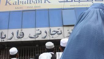 Kabul-Bank in der Krise (Archiv)