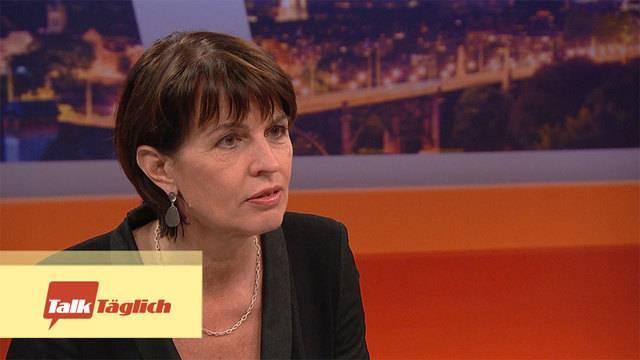 Bundesrätin Doris Leuthard am Pranger