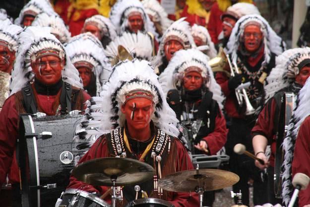 Die Prärie-Hüüler gaben den Ton an.