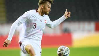 Fällt nach seiner Corona-Erkrankung gegen Spanien aus: Silvan Widmer.