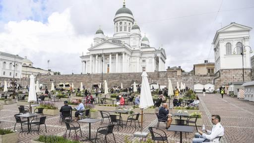 Schweizer können ab Mitte Juli wieder nach Finnland reisen