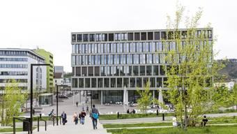 Für Brugg Regio wäre eine Kanti im oder nahe beim Campus ein guter Standort.