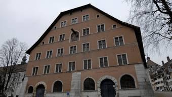 Die Ausstellung zur Geheimorganisation P-26 ist im Alten Zeughaus zu sehen.