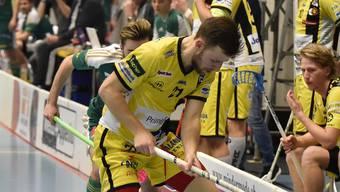 Joel Krähenbühl spielt in der kommenden Saison wieder für Wiler-Ersigen.
