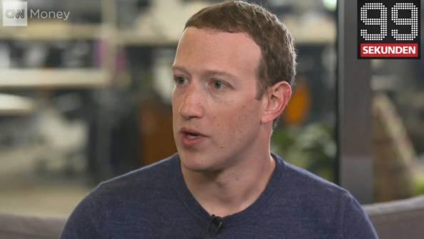 Zuckerberg gibt Fehler zu - Swiss streicht Flüge - Video zeigt Horror-Unfall
