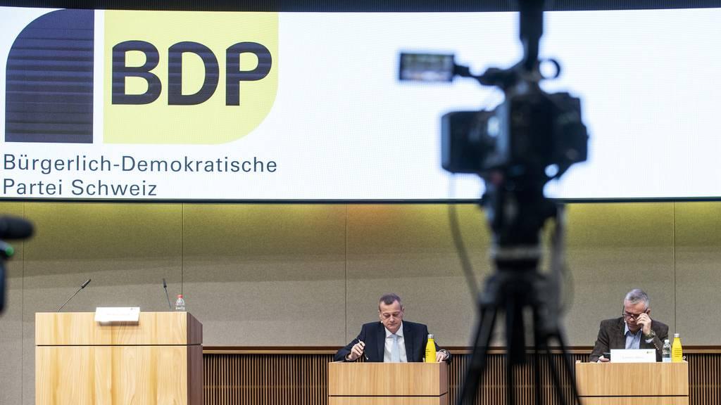 Die Braut sagt Ja: BDP-Delegierte wollen mit CVP fusionieren