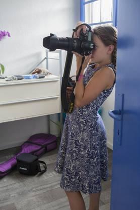 Elena Moor (10) aus Riedholz