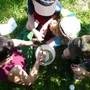 Die Jugendgruppe der Natur- und Vogelschützer begibt sich auf eine spannende Spurensuche