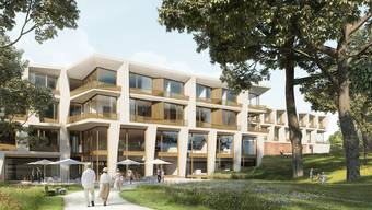 bz Klinik Arlesheim Neubau