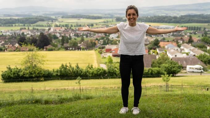 Céline Werdelis ist auf der Tour de 24 unterwegs in Mettmenstetten