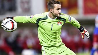 Peter Jehle verletzte sich im EM-Qualispiel gegen Montenegro