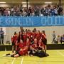 Die Ö-Queens gewannen das entscheidende Finalspiel mit 10:6 und wurden Schweizermeister.