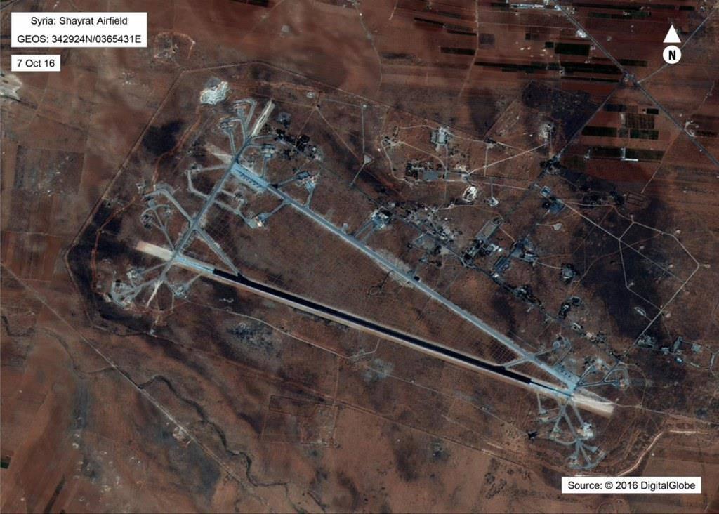 US-Angriff auf Syrien