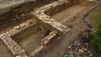 Ausgrabungen in Oensingen 2017