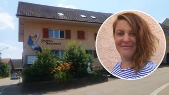 Wo heute noch das Geburtshaus «Storchenäscht» drin ist, wird Anfang Jahr eine Hebammenpraxis eröffnen.