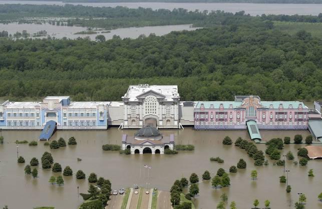 Diese Casino sind überflutet