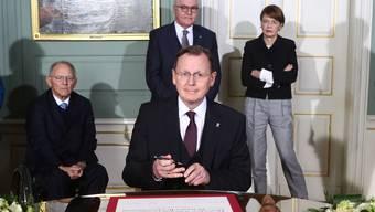 Der thüringische Ministerpräsident Bodo Ramelow.