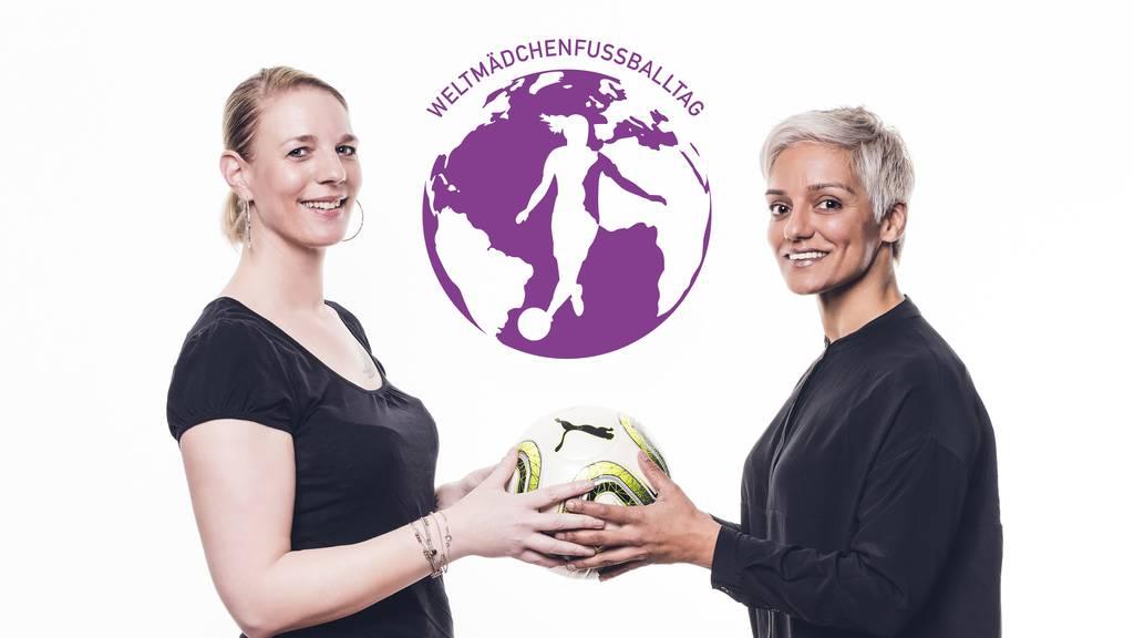 Frauenpower pur – Weltmädchenfussballtag