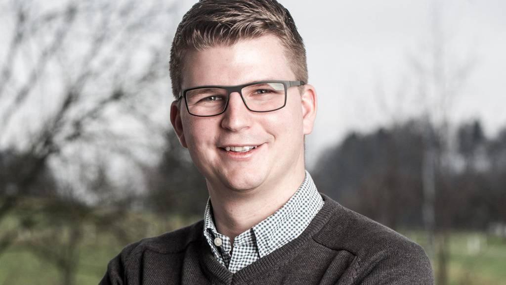 Mike Egger tritt im Nationalrat in die Fussstapfen von Toni Brunner.