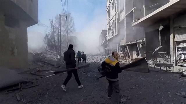 Sieben Jahre Krieg in Syrien