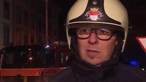 Feuerwehrkommandant Boris Anderegg