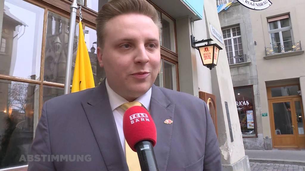 """Nils Fiechter: """"Linke Stadt Bern halst Land den Transitplatz auf"""""""