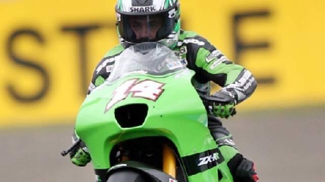 Kawasaki mit Ein-Mann-Team in MotoGP-Serie