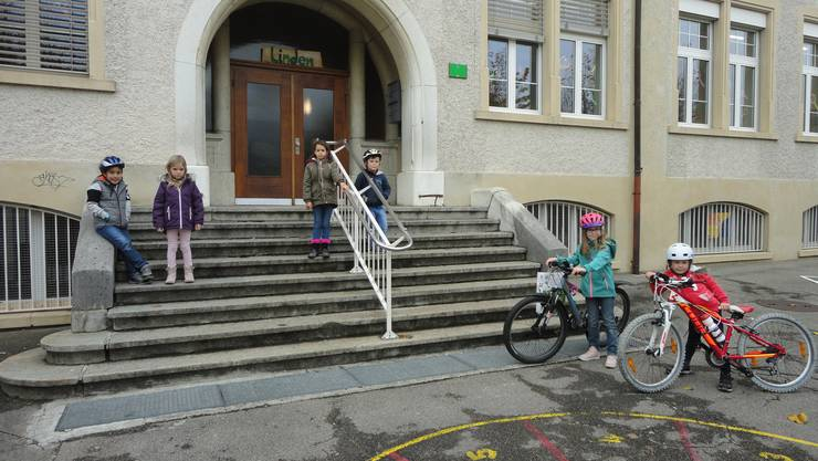 Die Schule Laupersdorf schnitt mit Bestnoten ab.