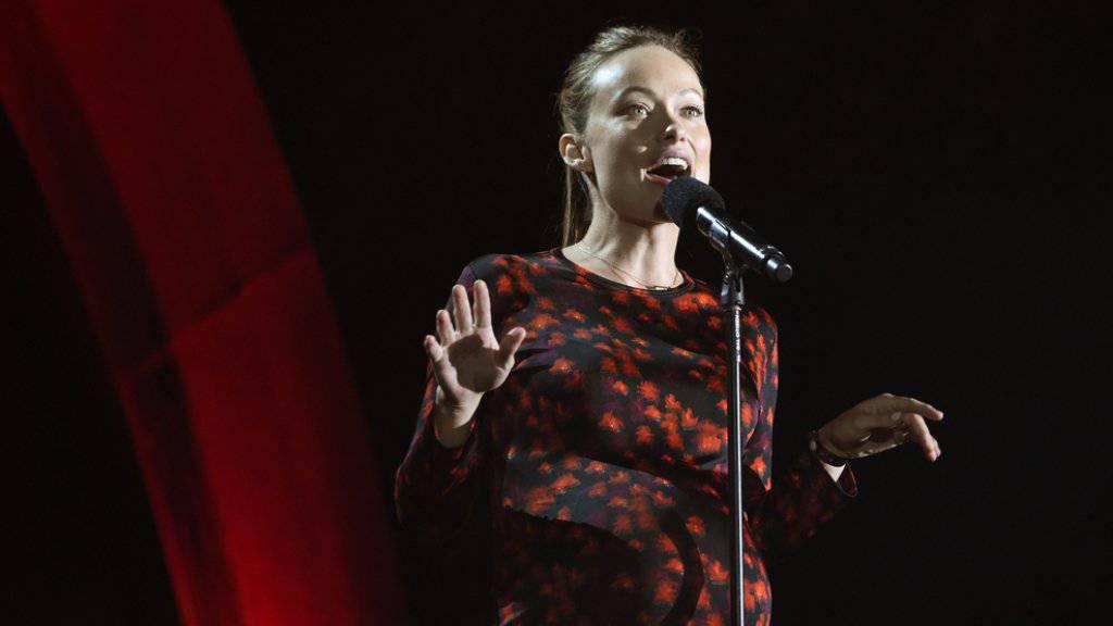 Olivia Wilde bringt Tochter Daisy Josephine zur Welt
