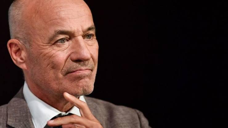 Der deutsche Schauspieler Heiner Lauterbach begibt sich bei Streit mit seiner Familie ins Bett. (Archiv)