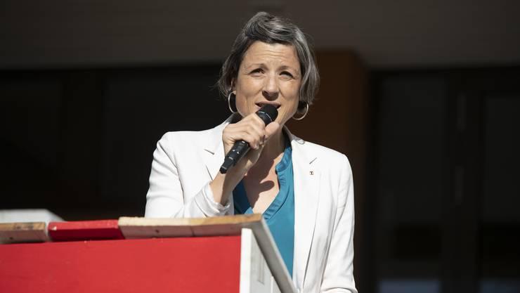 Sandra Kohlers kurze politische Karriere in Bildern