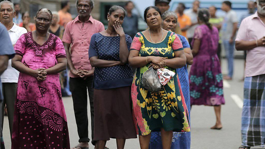 Ausnahmezustand nach Anschlägen: In Sri Lanka hat die Regierung ein Verbot der Gesichtsverhüllung erlassen. (Symbolbild)