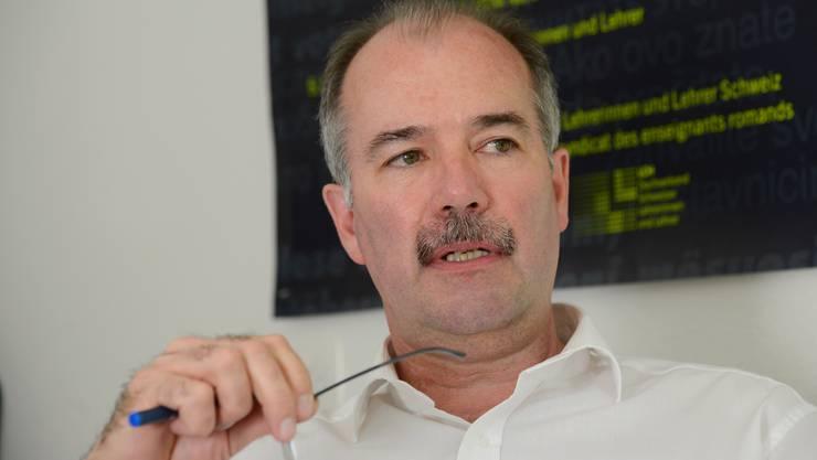 LSO-Geschäftsführer Roland Misteli
