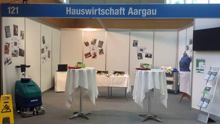 ab'17 -  Stand Hauswirtschaft Aargau