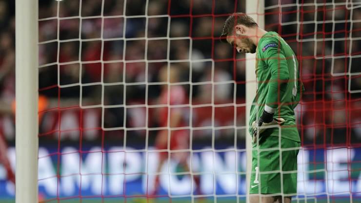 Torhüter David De Gea muss sich auf eine ungemütliche Hinrunde der Saison einstellen.
