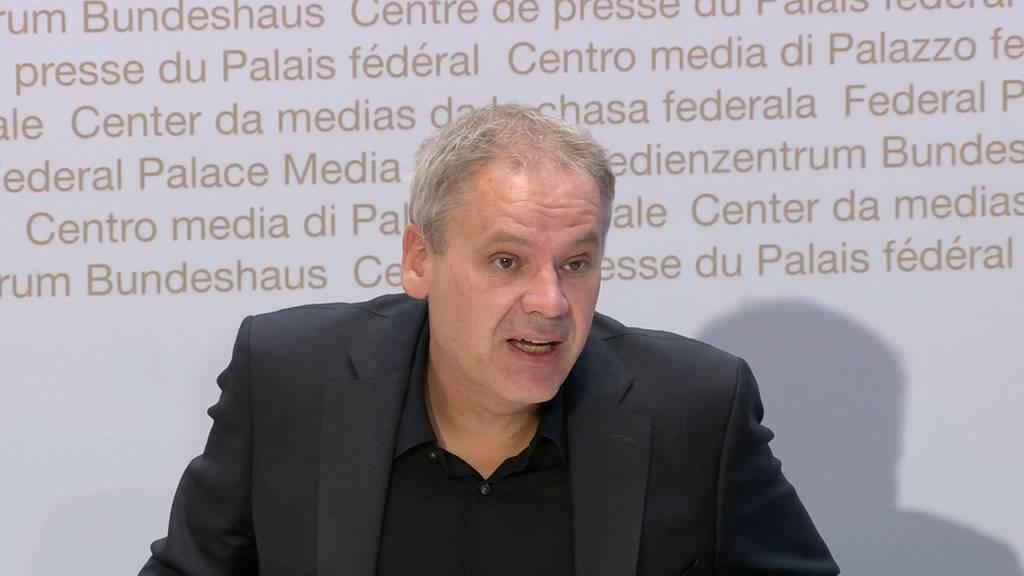 Patrick Mathys: «Infektionsgeschehen hat sich weiter beruhigt»