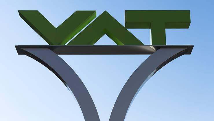 VAT setzt im ersten Quartal mehr um und erwartet eine Fortsetzung der Markterholung. (Archiv)