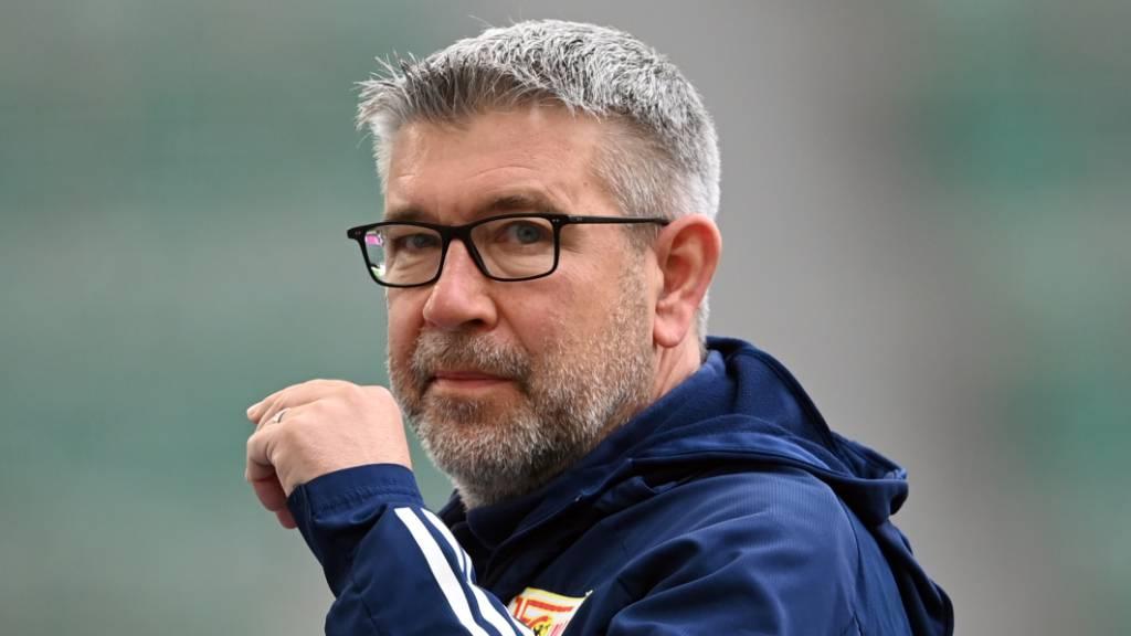 Urs Fischer kommt mit Union Berlin zum ersten Saisonsieg in der Bundesliga