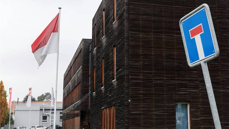 Berufsbild in der Sackgasse? Die Schweizerische Fachschule für Wohnen und Gestalten in Selzach.