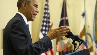 US-Präsident Barack Obama erläutert die geränderte Praxis der USA im Zusammenhang von Lösegeldzahlungen bei Entführungen.