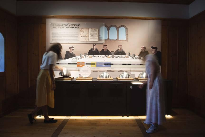 Mit einem interaktiven Rundgang sollen die Besucher in die Geschichte der Abtei eintauchen können.