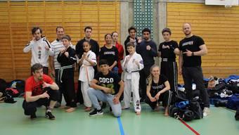Kampfsport Füllinsdorf